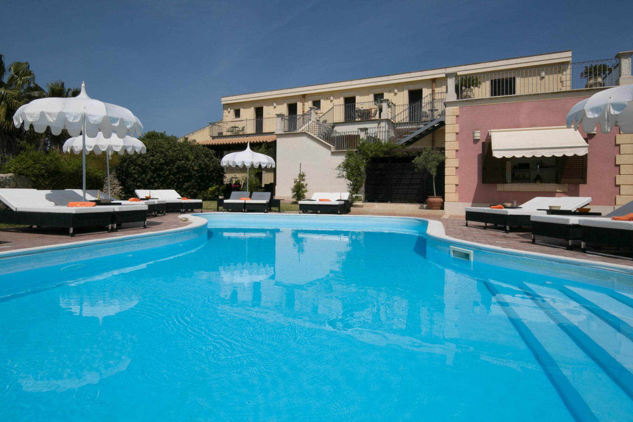 Best hotel in Sicily La Corte del Sole