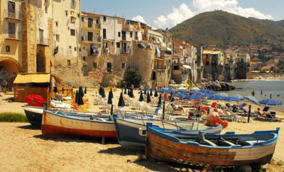 CEFALU' & CAMASTRA: Gemstones of Italy