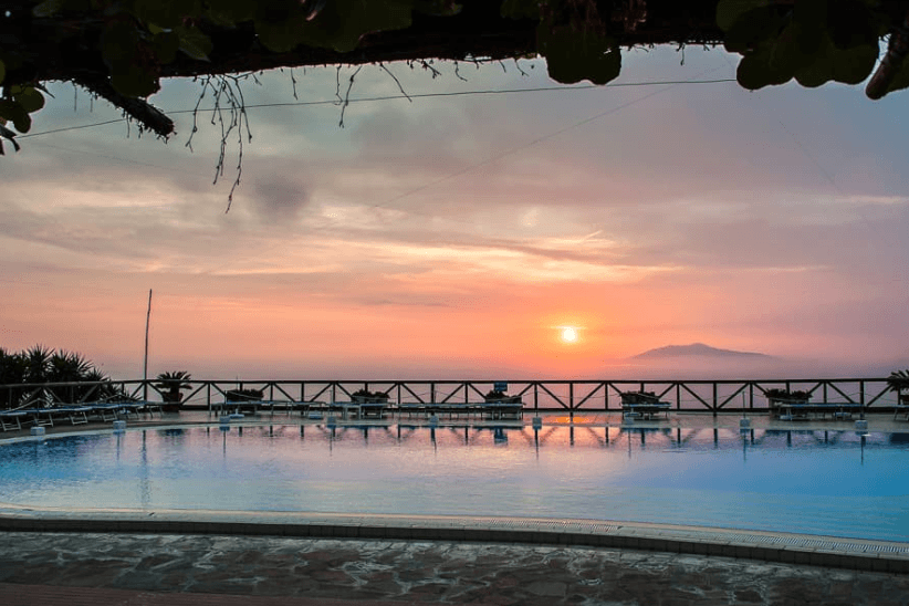 Da Gelsomina Best Hotel in Italy Capri