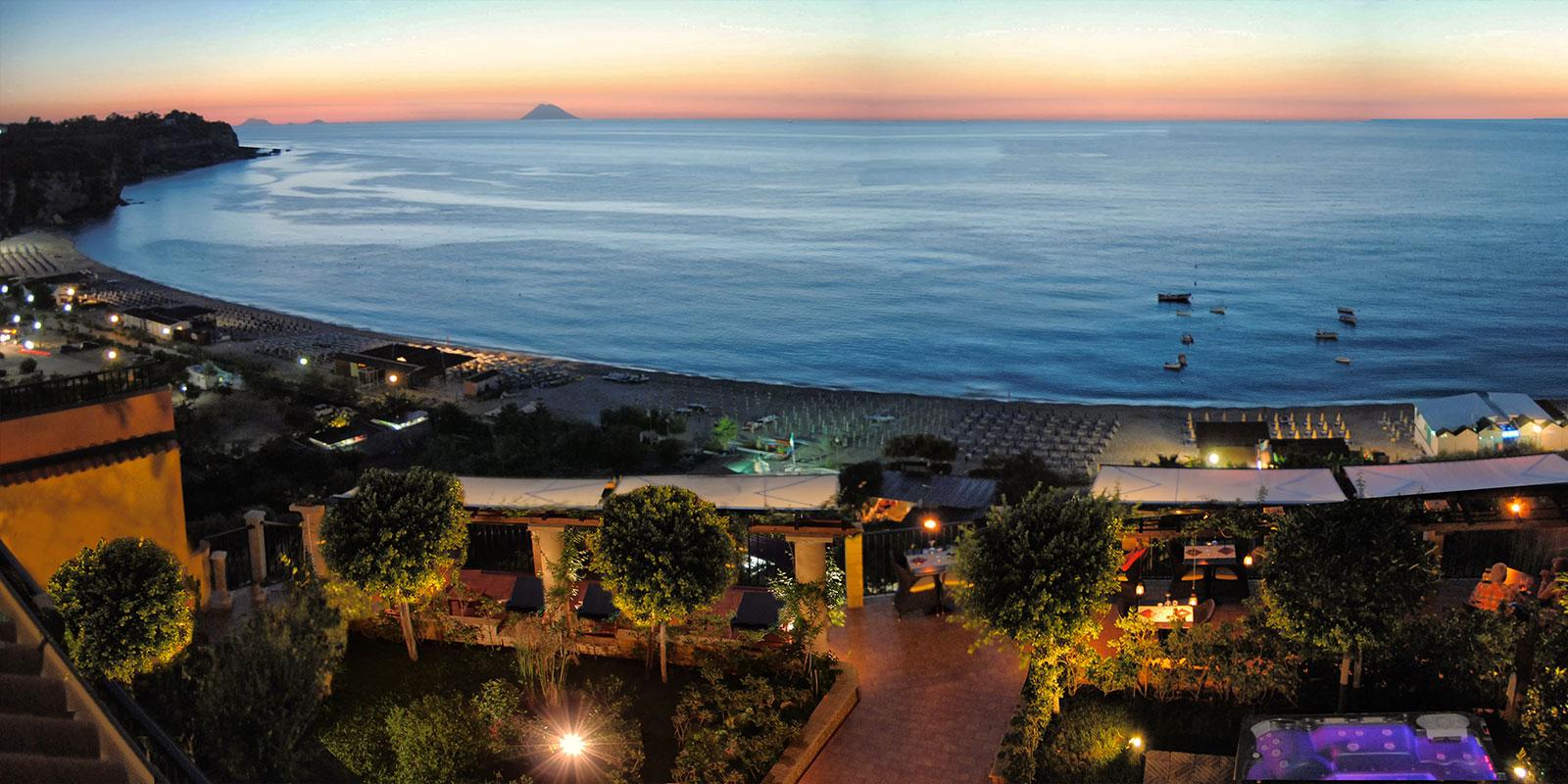 Best Hotel in Calabria close to Tropea www.allinitalian.com
