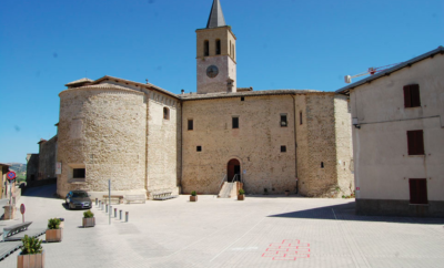 UMBRIA – THE AMAZING CASTLE