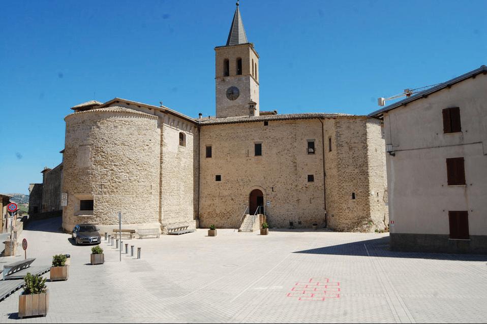 Castles in Umbria
