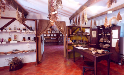 THE HERBS MUSEUM OF TEGGIANO – NAPLES