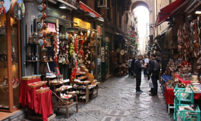 SPACCANAPOLI – THE STREET THAT SPLITS NAPLES IN TWO