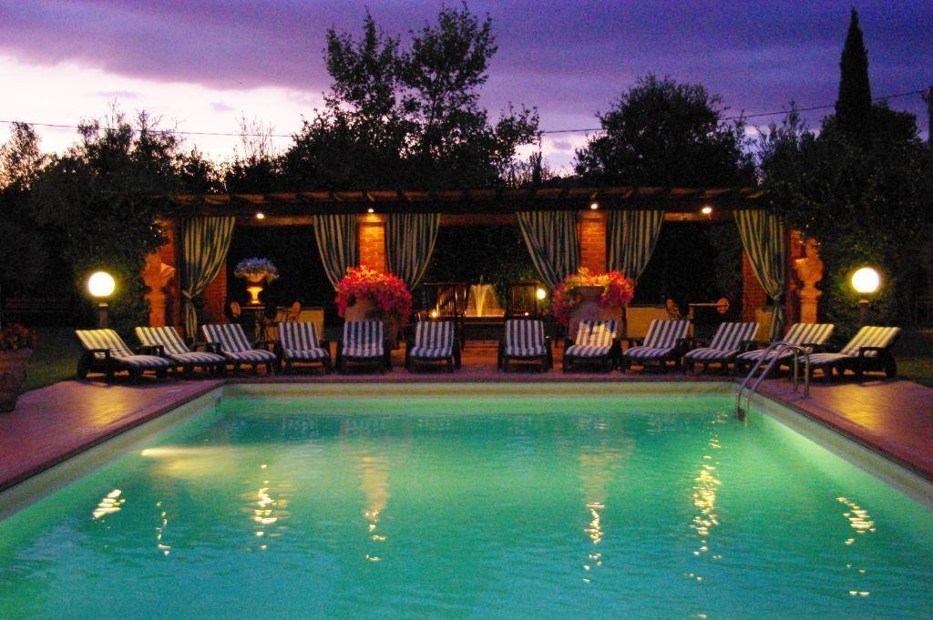 Luxury Villa in Tuscany, Italy