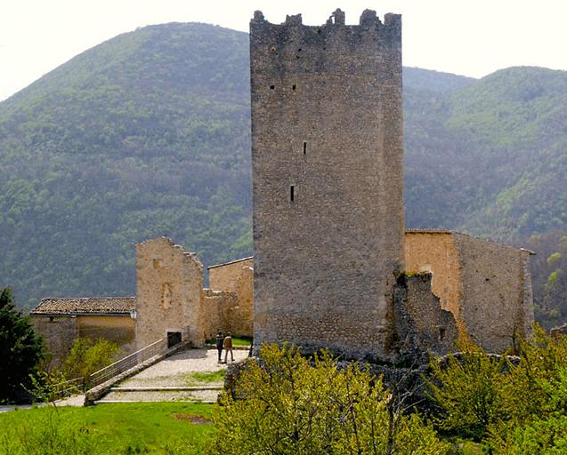 Beffi Castle Abruzzo Italy - Best Hotels