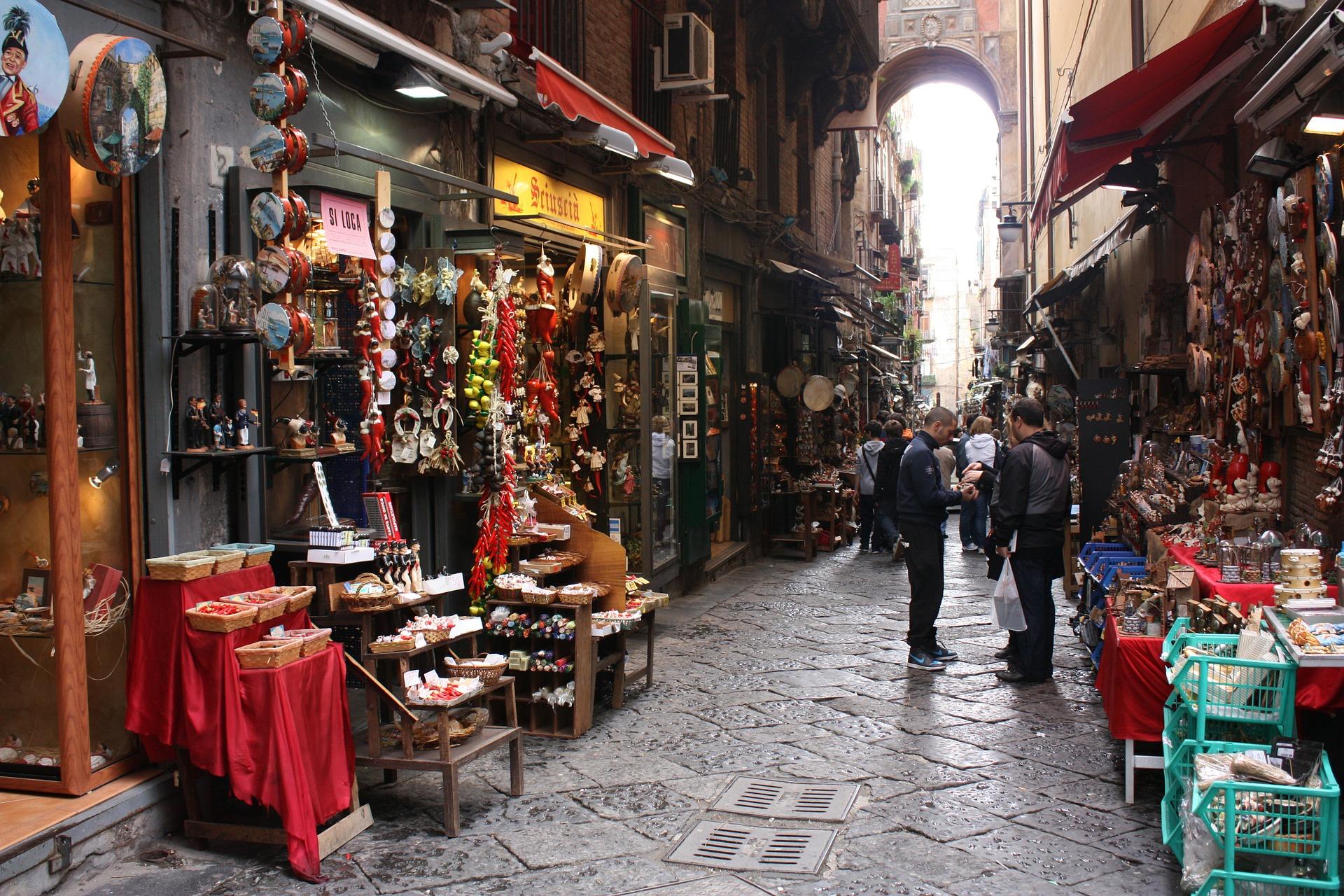 Spaccanapoli |Naples